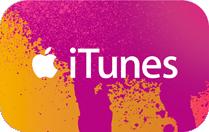 Подарочный сертификат iTunes