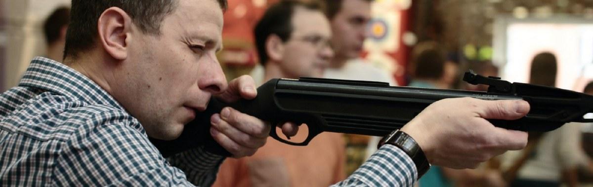 Подарочный сертификат Неограниченная по количеству выстрелов стрельба рекурсивных луков, арбалетов, пневматических винтовок и пистолетов, 60 мин для двоих