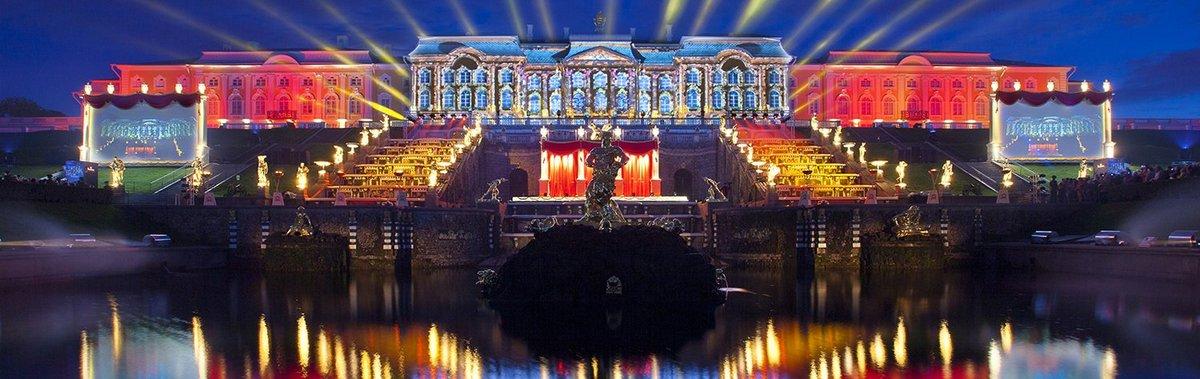 Подарочный сертификат Экскурсия Фонтаны Петергофа: открытие сезона (с гостиницей)
