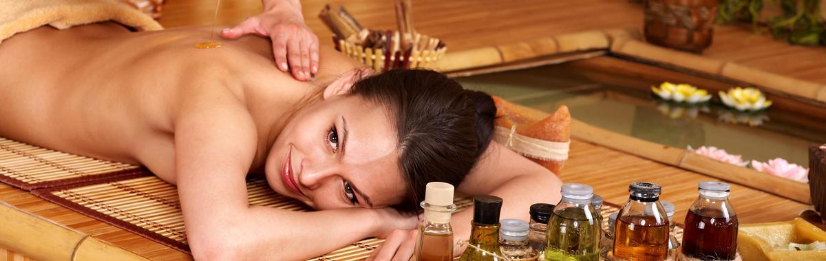 Подарочный сертификат Традиционный тайский oil-массаж или ароматерапия , 90 мин